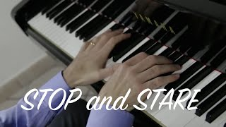 Stop and Stare - OneRepublic - Piano Cover by ear by Fabrizio Spaggiari - Piano Rock