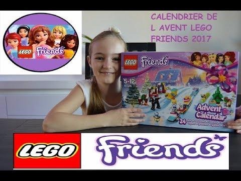Calendrier Lego Friends 2019.Calendrier De L Avent Lego Friends Annee 2017 By Les Sisters Co