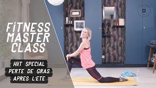 HIIT spécial perte de gras après l'été (25 min) - Fitness Master Class