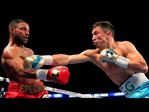 Gennady Golovkin vs Kell Brook - Highlights (Great Fight & KNOCKOUT)