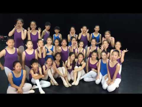 20170106建功國小六年級舞蹈班上學期期末上課課堂驗收~
