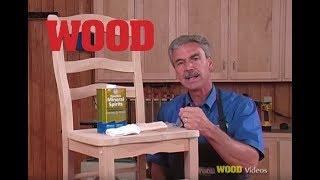 How To Finish Your Wood - WOOD magazine