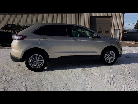2017 Ford Edge Great Falls, Helena, Havre and Lewistown, ID HBC49770W