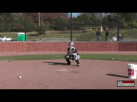 Nick Mayfield College Baseball Recruiting Video