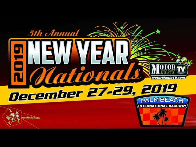 2019 New Year Nationals - Sunday, part 2