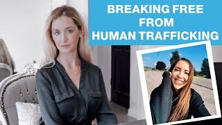 Breaking Free from Human Trafficking - Markie Dell Interview with Dr. Becky Spelman