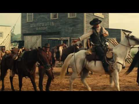 The Magnificent Seven 2016 - Ending scene with Credits