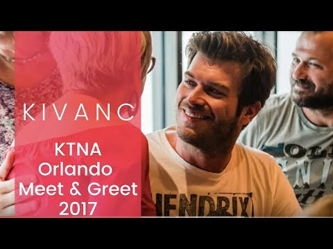Orlando Meet and Greet Thank you Kivanc Tatlitug
