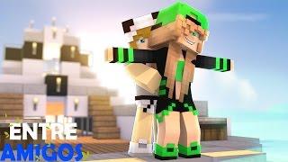 Minecraft: PRIMEIRA VIAJEM JUNTOS! - ENTRE AMIGOS #37
