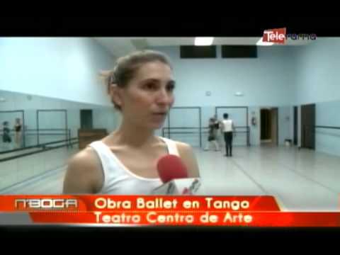 Obra Ballet de Tango Teatro Centro de Arte