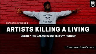 Artists Killing A Living interview sessionz: Celine (s01e01)