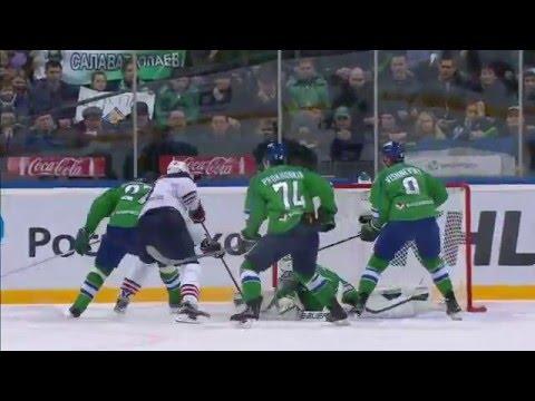 Svedberg saves on Wolski double shot