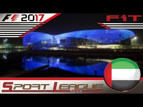 Sport League F1 2017 #20 GP Abu Dhabi 26.03.18 - Live Streaming