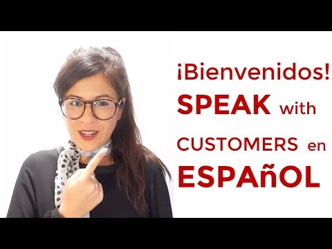 Learn Spanish for your hospitality career: Customer service