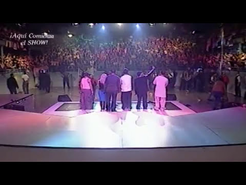 5ive-live in argentina 1999(Show Varieté CanalZ tv)