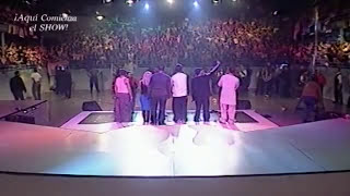 5ive live in argentina 1999 show variet canalz tv