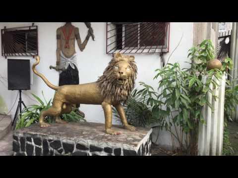 Cinnamon Traveler - Dika Akwa Palace, Douala Cameroon