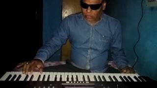Jane kyu log mohhobat kiya krte hai instrumental played by rakesh Sharma on his keyboard