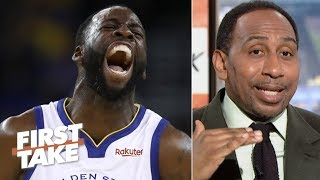 [4.49 MB] The Warriors should immediately offer Draymond a max extension – Stephen A. | First Take
