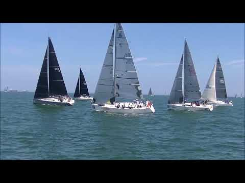 ORC worlds 2018:  Offshore start