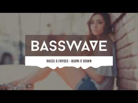 Ahzee & faydee- Burn It Down - Ringtone