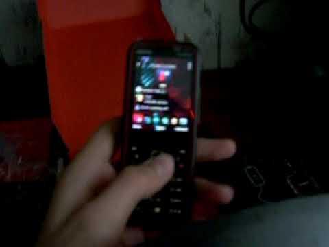 Nokia 5630 XM Unboxing!