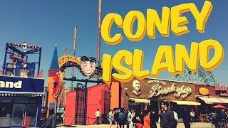 O BRINQUEDO MAIS LOUCO QUE JÁ FUI - Coney Island NYC