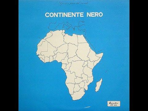 Piero Umiliani - Continente Nero (1975)