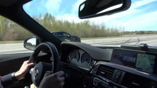 [Uncut] BMW M3 JB4 ECU + downpipes (475 RWHP) vs NEW Cadillac CTS-V