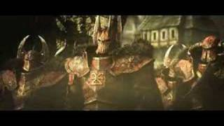 Warhammer: Battle March Cinematic Intro Trailer
