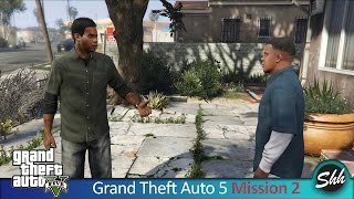 GTA 5 Mission 2 Franklin and Lamar Gameplay PC Walkthrough No Commentary