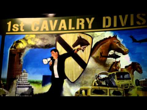 Army 1st Cavalry - America's First Team