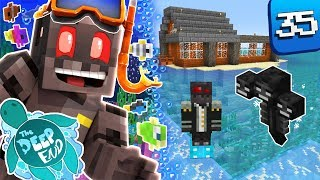 Minecraft The Deep End SMP Episode 35: Double Trouble