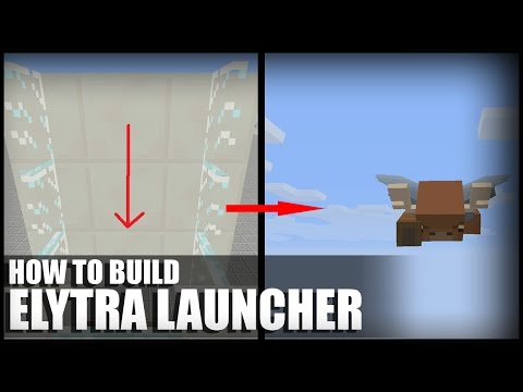 how to build a tnt launcher in minecraft