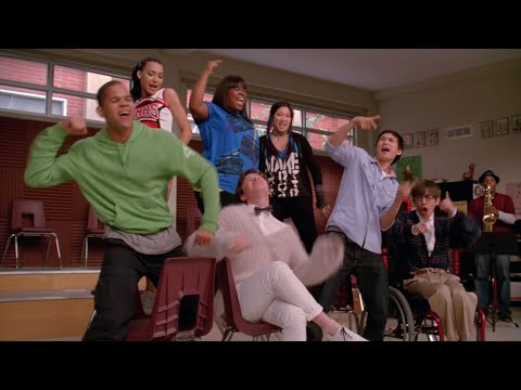 GLEE - Hate On Me (Full Performance) HD