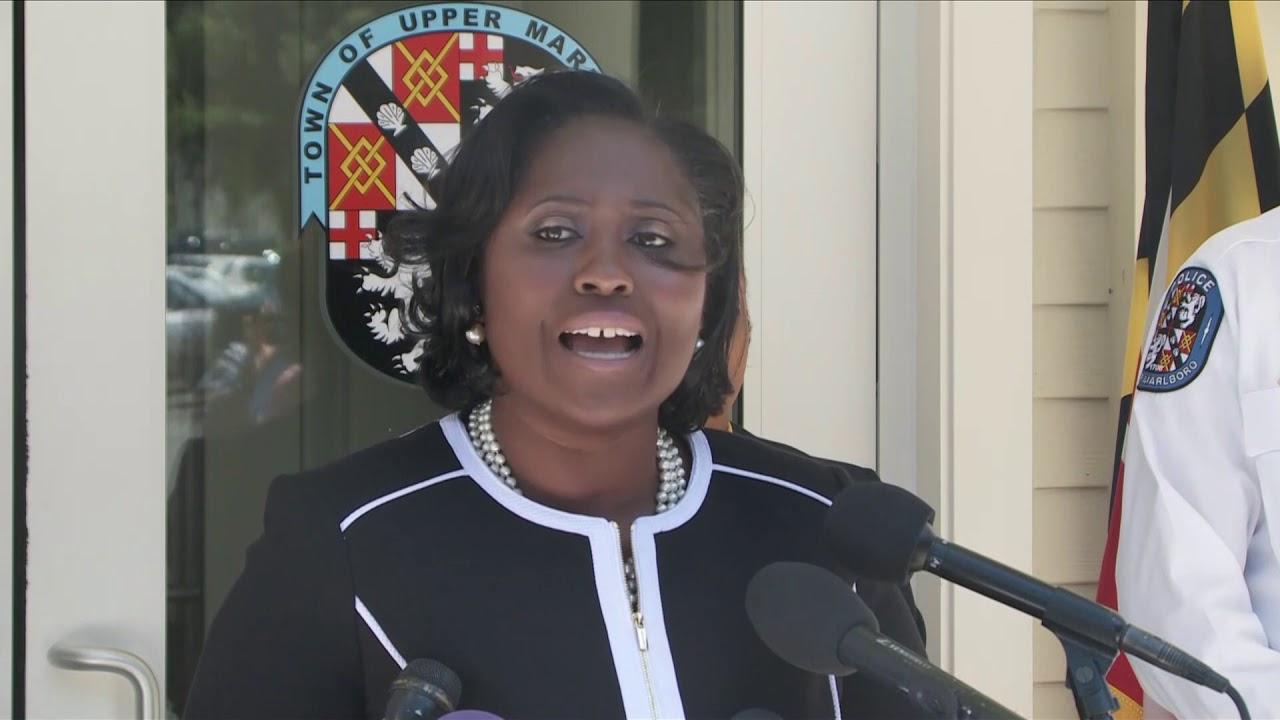 FULL VIDEO: First black mayor of Upper Marlboro, Tonga Turner, explains her resignation from office