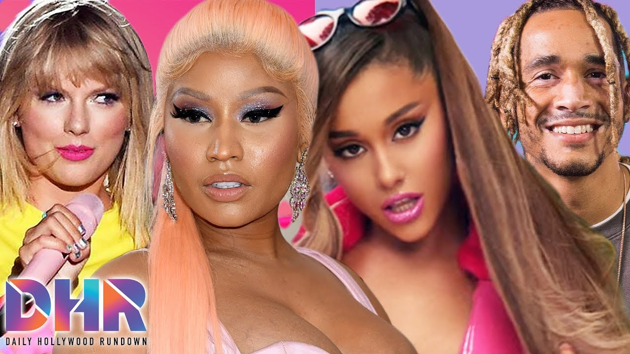 Nicki Minaj & Taylor Swift Collabing Despite Retirement News?! Ariana & Mikey Dating Update!