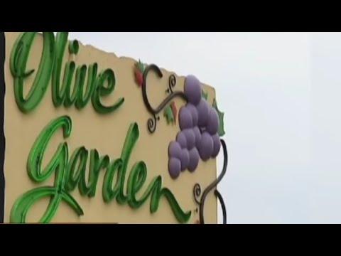 Olive garden Italian restaurant ອາຫານອິດຕະລີ
