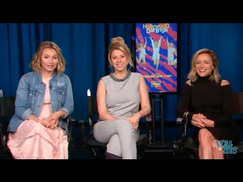 Jodie Sweetin, Beverley Mitchell and Christine Lakin Talk 'Hollywood Darlings'