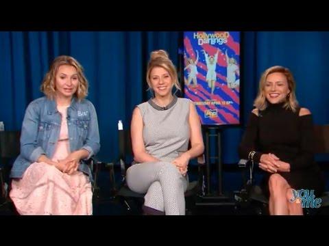 Jodie Sweetin, Beverley Mitchell and Christine Lakin Talk