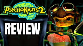 Psychonauts 2 Review - The Final Verdict (Video Game Video Review)