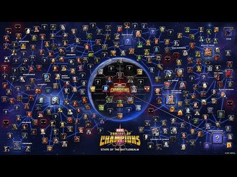 Marvel Contest of Champions Kabam Games, Inc. Екшн