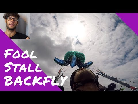 Full Stall Backfly Video Analysis  Max Martini