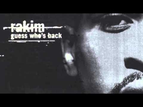 Rakim - Guess Whos Back (Alternative Remix) - The 18Th Letter