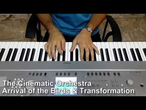 Cinematic Orchestra - Arrival of the Birds / Piano cover