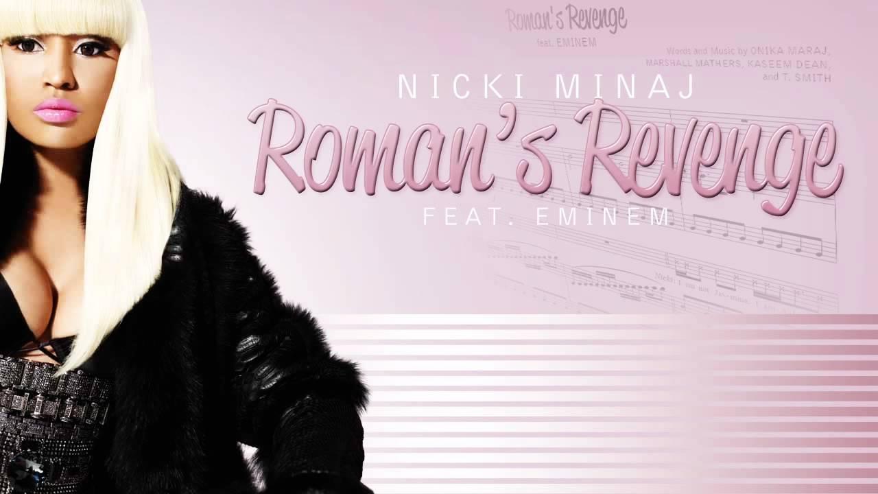 Roman's Revenge (feat. Eminem) by Nicki Minaj | Free ...