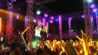 B.U.G Mafia - Cine E Cu Noi (Opening) LIVE Costinesti