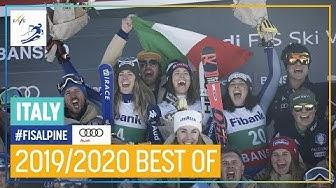 2019/2020 Season | Best Of | Italy | Women | FIS Alpine