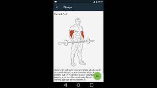 Fitness Trainer FitProSport   App forAndroid screenshot 2