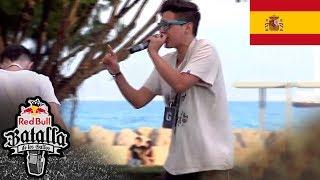Neyko vs Baron - Octavos - Mallorca - Red Bull Batalla de los Gallos 2015 (Oficial)